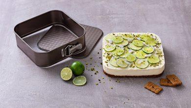 Photo de Cheesecake au citron vert