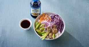Salade de thon aux légumes