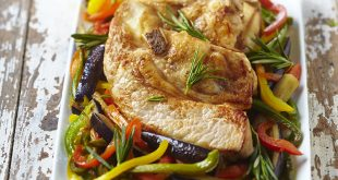 Tendrons de veau et légumes d'été