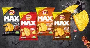 """""""Lay's® Max"""", craquez pour une explosion de saveurs"""