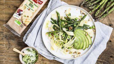 Photo de L'Assiette végétale à l'Emmental Bio Entremont