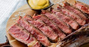 Côte de Bœuf de Chalosse grillé et sauce Béarnaise