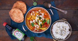 Curry végétarien rapide