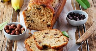 Banana bread A Bicyclette