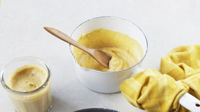 Photo de Banana Curd au citron
