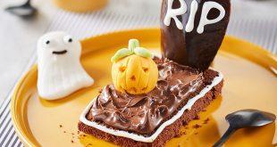 Les Tomb'ons d'Halloween