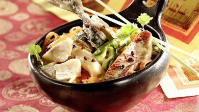 Photo de Marmite de poissons, façon Sichuan