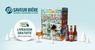 """Le """"Beery Christmas"""" de Saveur Bière"""