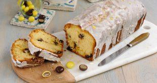Cake aux citrons confits et aux deux chocolats