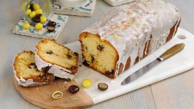 Photo de Cake aux citrons confits et aux deux chocolats