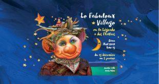 """13ème Édition de l'événement """"Village des Flottins"""", temps fort du Pays d'Évian du 13 décembre 2019 au 5 janvier 2020"""