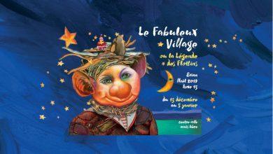 """Photo de 13ème Édition de l'événement """"Village des Flottins"""", temps fort du Pays d'Évian du 13 décembre 2019 au 5 janvier 2020"""