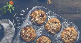 Muffins amandes & abricots