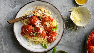 Photo de Spaghetti bolognaise végétariennes
