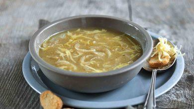 Photo de Soupe à l'oignon