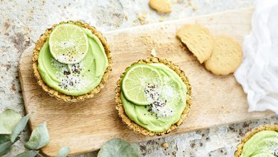 Photo de Tartelettes à l'avocat et au citron vert