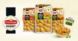 """Priméale Gourmet lance """"Mon Kit Potato Four"""""""