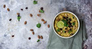 Quinoa aux épices jaunes