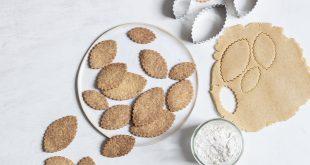 Sablés à la farine de petit épeautre et à la poudre d'amande