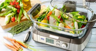"""Le """"Cuiseur Vapeur"""" Digital CookFresh™ Cuisinart®"""