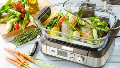 """Photo de Le """"Cuiseur Vapeur"""" Digital CookFresh™ Cuisinart®"""