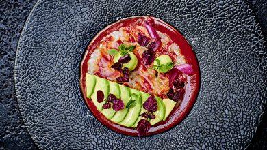 Photo de Carpaccio de gambas Double Concentré de Tomates Bio Mutti