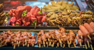 Top 5 des meilleures streetfoods du monde