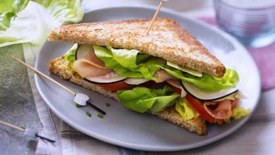 Photo de Club sandwich craquant