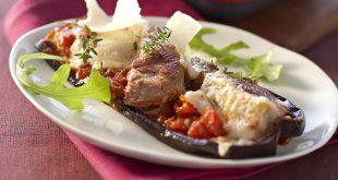Côtes d'agneau parmigiana