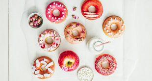 Donuts à la pomme Pink Lady®