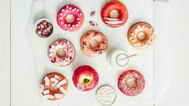 Photo de Donuts à la pomme Pink Lady®