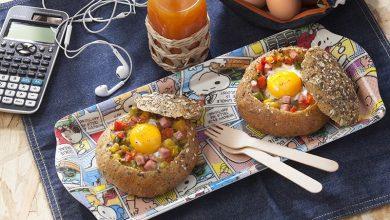 Photo de Les petits pains surprise aux œufs