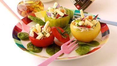 Photo de Salade Piscine à l'Appenzeller®
