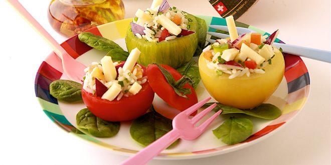 Salade Piscine à l'Appenzeller®