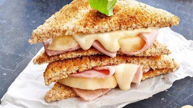 Photo de Club sandwich à la Raclette de Savoie