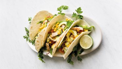 Photo de Tacos au poulet