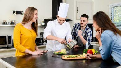 Photo de Suivre des cours de cuisine à Paris à moindre frais