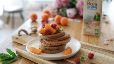 Photo de Pancakes sans lactose façon naturéO