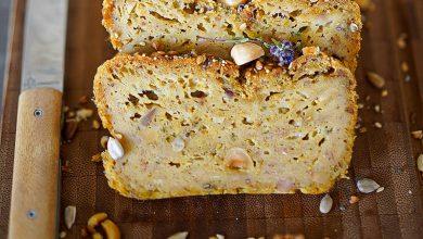 Photo de Cake au thon et à l'huile de tournesol