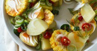 Il était une fois dans l'Ouest : la salade de pommes de terre de primeur