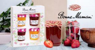 """Le bouquet de """"Gourmandise Estival"""" de Bonne Maman®"""