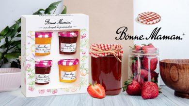 """Photo de Le bouquet de """"Gourmandise Estival"""" de Bonne Maman®"""