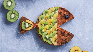 Photo de Gâteau au kiwi Zespri™ SunGold