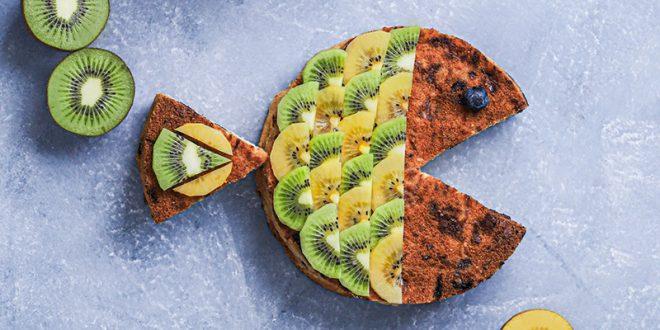 Gâteau au kiwi Zespri™ SunGold