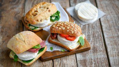 Photo de Mini-sandwichs au Cabécou du Périgord