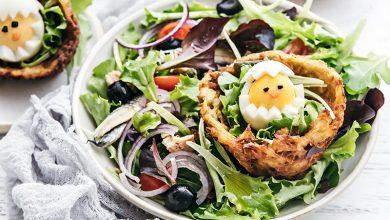 Photo de Salade de jeunes pousses Florette® façon niçoise