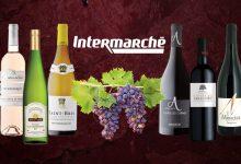 Photo de Intermarché, sélectionneur de bons vins, pour le bon choix, l'esprit tranquille