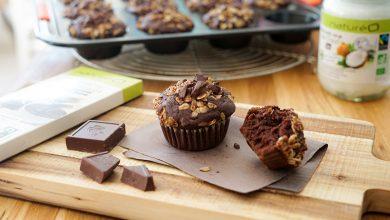 Photo de Muffins chocolat-coco de naturéO