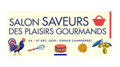 """Photo de 24ème Édition du """"Salon Saveurs des Plaisirs Gourmands"""" du 4 au 7 décembre 2020"""