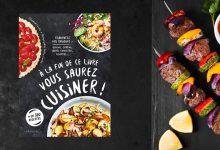 Photo de À la fin de ce livre vous saurez cuisiner ! Par Elisabeth Guedes aux Éditions Larousse